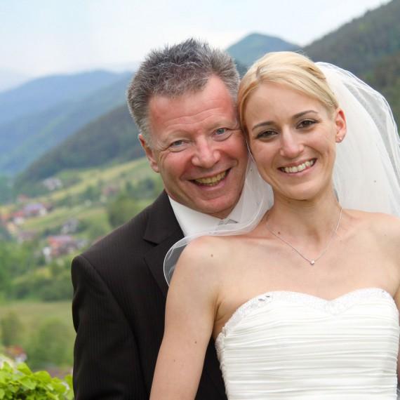 Hochzeitsfotografie Landschaft