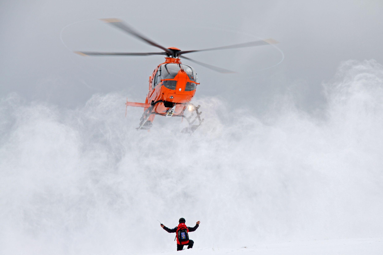 Eventfotografie Hubschrauber
