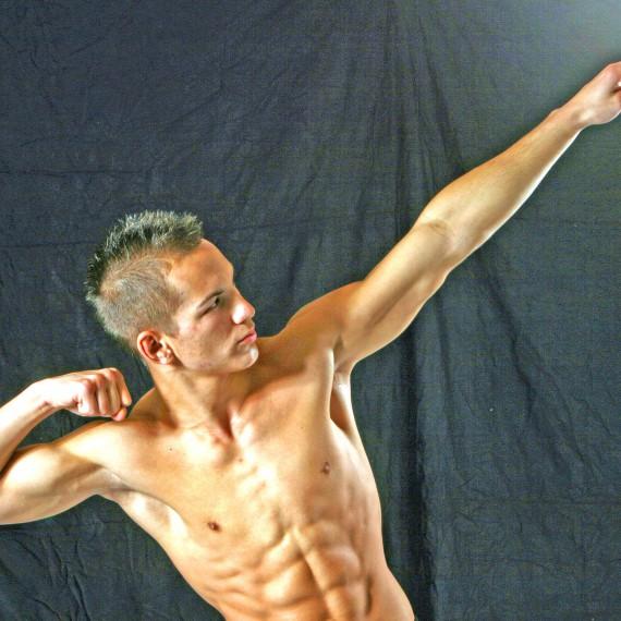 Menschen Fotografie Bodybuilding